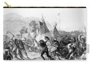 Fort Mckenzie, 1833 Carry-all Pouch by Granger