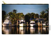Fort Pierce Marina Carry-all Pouch