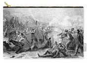 Fort Pillow Massacre, 1864 Carry-all Pouch
