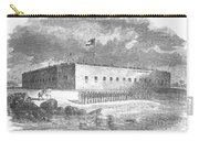 Fort Pulaski, Georgia, 1861 Carry-all Pouch
