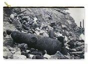Fort Sumter Civil War Debris - C 1865 Carry-all Pouch