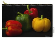 Four Peppers Carry-all Pouch