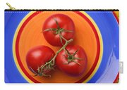 Four Tomatoes  Carry-all Pouch