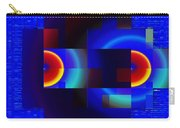 fractal Mondrian Carry-all Pouch