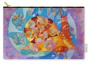 Fractal Snail Carry-all Pouch