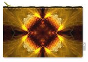 Fractal Triptych Carry-all Pouch