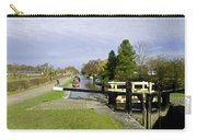 Fradley Middle Lock No. 18 Carry-all Pouch by Rod Johnson