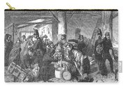 France: Custom House, 1854 Carry-all Pouch