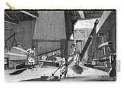 France: Iron Forge, C1750 Carry-all Pouch