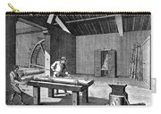 France: Iron Mill, C1750 Carry-all Pouch