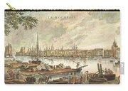 France: La Rochelle, 1762 Carry-all Pouch
