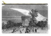 France: Meteor, 1868 Carry-all Pouch
