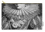 France: Noblewoman Carry-all Pouch