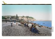 France: Resort, C1895 Carry-all Pouch