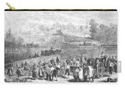 France: Wine Harvest, 1871 Carry-all Pouch