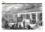 France: Winemaking, 1871 Carry-all Pouch by Granger