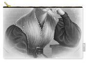 Frances Wright (1795-1852) Carry-all Pouch by Granger