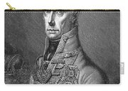 Francis II (1768-1835) Carry-all Pouch
