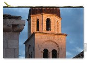 Franciscan Monastery Tower At Sunset Carry-all Pouch