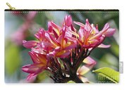 Frangipani Delight Carry-all Pouch