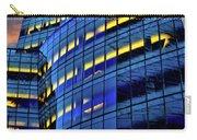 Frank Gehrys Iac Building Carry-all Pouch
