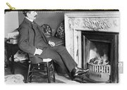 Frank Harris (1854-1931). American Writer Born In Galway, Ireland Carry-all Pouch