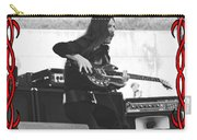 frank Marino of Mahogany Rush in Oakland 1976 Carry-all Pouch
