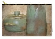 Frankhoma Pottery Carry-all Pouch by Betty LaRue