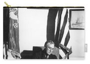 Franklin D. Roosevelt, 32nd American Carry-all Pouch
