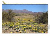 Franklin Mt. Poppies Carry-all Pouch
