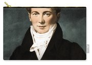 Fran�ois Magendie, French Physiologist Carry-all Pouch