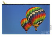 Fraternal Twin Balloons Carry-all Pouch
