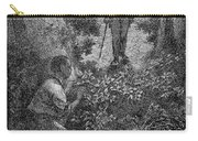 Frederick Douglass (c1817-1895) Carry-all Pouch by Granger
