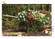 Free To Bloom Carry-all Pouch