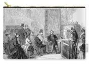 Freedmens Bureau, 1867 Carry-all Pouch