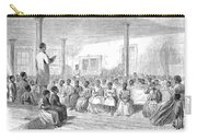 Freedmens School, 1866 Carry-all Pouch by Granger