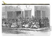 Freedmens School, 1868 Carry-all Pouch by Granger