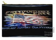 Freedom Isn't Free Carry-all Pouch