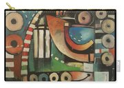Freedom Jazz Dance Poster Carry-all Pouch