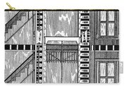 Freight Elevator, 1876 Carry-all Pouch
