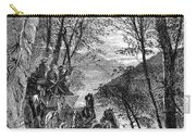 French Broad River, C1873 Carry-all Pouch