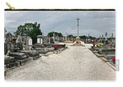 French Cemetery  Carry-all Pouch
