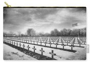 French Cemetery Carry-all Pouch by Simon Marsden