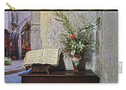 French Church Decorations Carry-all Pouch