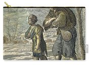 French Class Cartoon, 1657 Carry-all Pouch