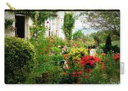French Cottage Garden Carry-all Pouch