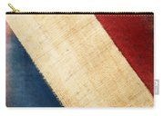 French Flag Carry-all Pouch