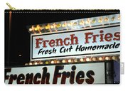 French Fries Sign Carry-all Pouch