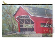 French Lick Covered Bridge Carry-all Pouch