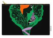 French Perfume Advert Carry-all Pouch